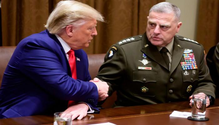 لماذا اتخذ رئيس الأركان الأمريكي قرارات سرية ضد ترامب؟