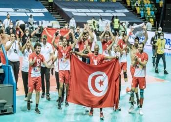 اللقب الـ11... تونس تفوز ببطولة أمم أفريقيا لكرة الطائرة