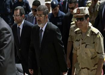 للمرة الأولى.. مسلسل تنتجه المخابرات المصرية يجسد شخصية مرسي