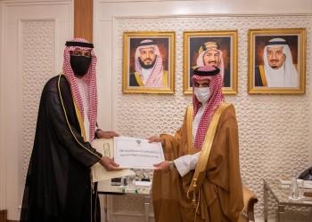 بن سلمان يتلقى رسالتين من ولي العهد ووزير الدفاع الكويتيين