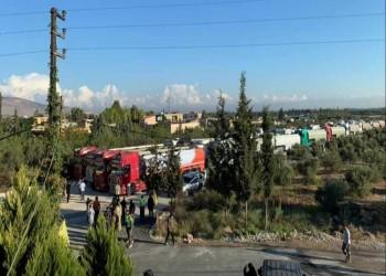 الوقود الإيراني يدخل لبنان (فيديو)