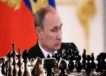 بوتين مشكلة سوريا وأفغانستان الأساسية