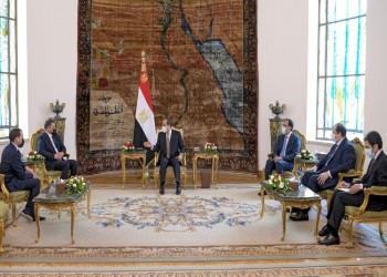 بعد لقائه صالح وحفتر.. السيسي يستقبل الدبيبة في القاهرة