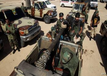 اشتباكات بين قوات حفتر ومتمردين تشاديين جنوبي ليبيا