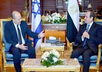 معهد عبري: زيادة 33% في التبادل التجاري بين مصر وإسرائيل خلال العام الماضي