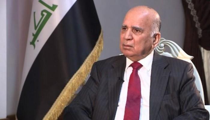 وزير خارجية العراق يدين هجمات الحوثيين ضد السعودية