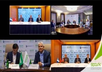 السعودية.. توقيع اتفاق لإدارة أول ميناء جاف بالمملكة