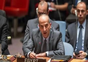 مصر: نتعامل مع أزمة سد النهضة كخطر وجودي ويحق للشعب حماية حقه بالحياة
