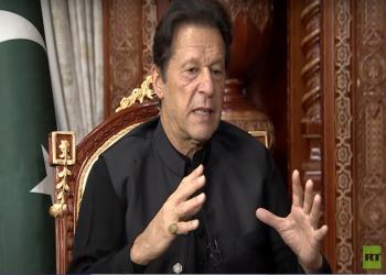 عمران خان: أتوقع تغير طالبان.. وتفاهم السعودية وإيران يصب في مصلحتنا