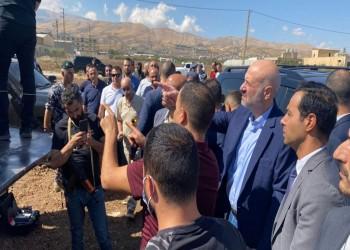 لبنان.. ضبط 20 طنا من نترات الأمونيوم في البقاع (فيديو)