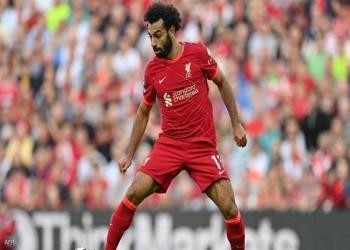 صلاح يقود ليفربول لقمة الدوري الإنجليزي مؤقتا