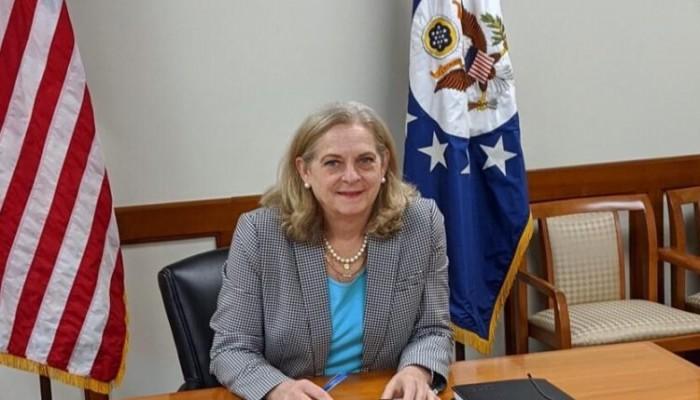 ماذا قالت السفيرة الأمريكية بالكويت بعد عقوبات تمويل حزب الله؟