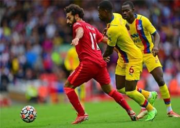 محمد صلاح في قائمة أفضل 10 هدافين في تاريخ ليفربول