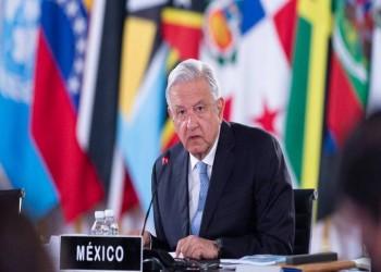 رئيس المكسيك يقترح تكتلا لدول أمريكا اللاتينية والكاريبي