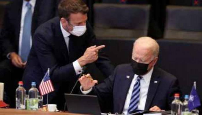 خبراء: التوتر مع فرنسا يهدد مساعي بايدن نحو تحالف يتصدى للصين