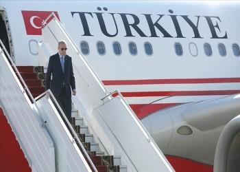 أردوغان يسعى لجني مكاسب اقتصادية من زيارة الولايات المتحدة