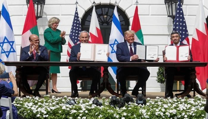 حماس والجهاد تطالبان الإمارات والبحرين بالتحلل من اتفاق أبراهام