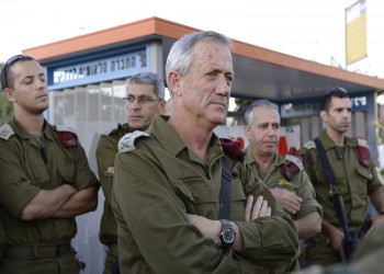 محكمة هولندية تنظر استئنافا ضد جانتس في جرائم حرب غزة 2014