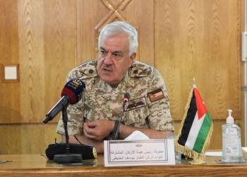 الأردن يستقبل وزير الدفاع السوري ويبحث تطورات درعا