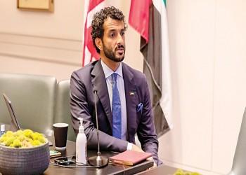 وزير الاقتصاد الإماراتي يزور بريطانيا لتوقيع اتفاق للتجارة والاستثمار