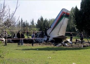 قتيلان جراء اصطدام مروحيتين تابعتين لقوات حفتر شرقي ليبيا