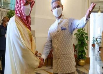 مباحثات سعودية هندية حول العلاقات الثنائية وأوضاع أفغانستان