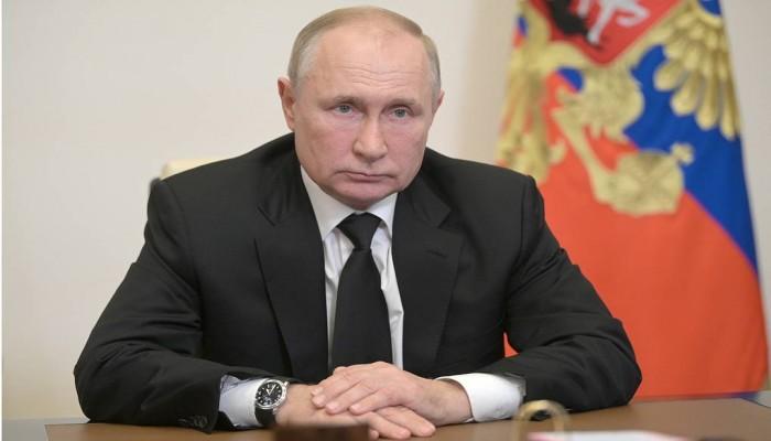 بوتين: حادث بيرم مأساة كبيرة لعائلات الضحايا ولروسيا بأسرها