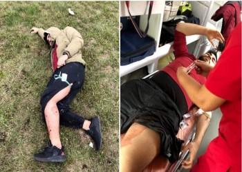 حادث جامعة بيرم.. طالب عراقي يفدي زميلته ويصاب بطلق ناري
