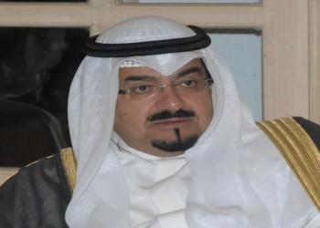 تعيين الشيخ أحمد العبدالله رئيسا لديوان ولي العهد الكويتي