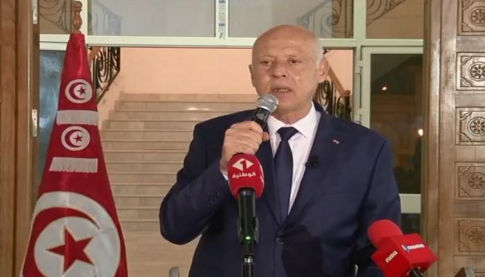 مكتب المغرب العربي للشبكة الأورومتوسطية يتهم سعيد بخداع التونسيين