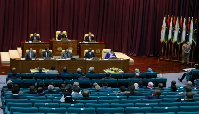 برلمان ليبيا يسحب الثقة من الحكومة..  والأعلى للدولة: خطوة باطلة