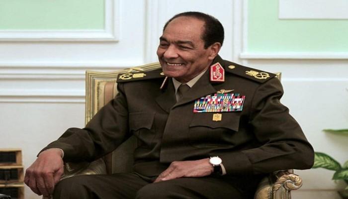 سلطان عمان يبعث برقية تعزية إلى السيسي في وفاة المشير طنطاوي