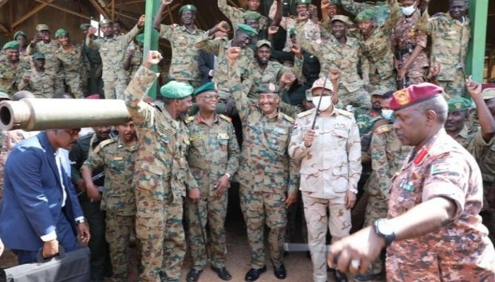 البرهان: لم تثبت صلة أية جهة بمحاولة الانقلاب في السودان حتى الآن