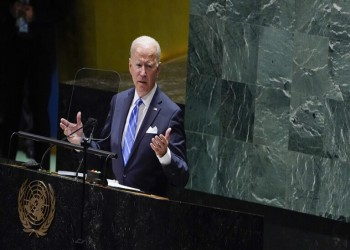 بايدن من الأمم المتحدة: مستعدون للعودة للاتفاق النووي مع إيران.. ونؤيد حل الدولتين بفلسطين