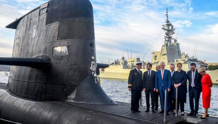 ألمانيا: ما فعلته واشنطن بصدد صفقة الغواصات مزعج ومخيب للآمال