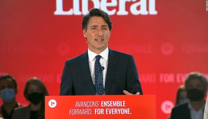 ترودو يبدأ ولاية ثالثة ضعيفة على رأس حكومة أقلية في كندا