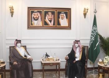 قنصل قطر في جدة يقدم أوراق اعتماده للسعودية