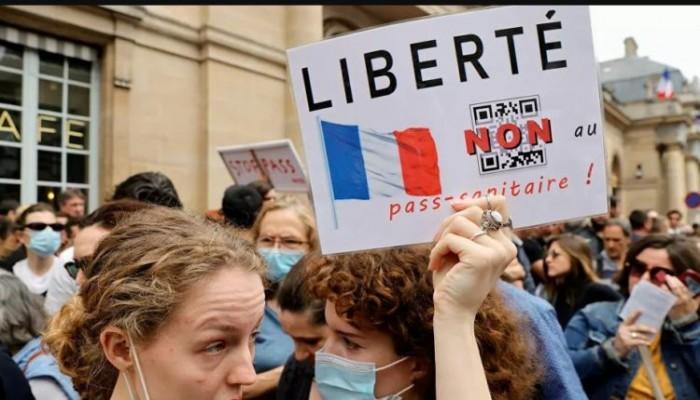 انحطاط فرنسا نحو الصف الثاني