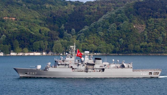 تحذير  تركي لسفينة أبحاث يونانية حاولت دخول مياهها الإقليمية