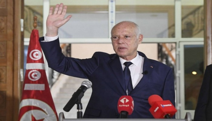 الرئيس التونسي قيس سعيد يمدد التدابير الاستثنائية