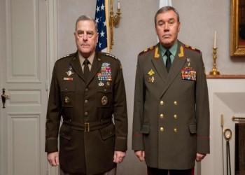 قائدا الجيشين الأمريكي والروسي يلتقيان في هلسنكي