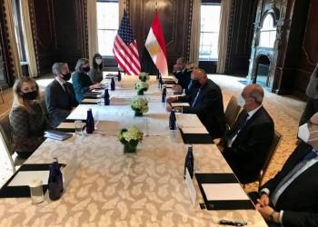 مباحثات أمريكية مصرية حول سد النهضة وليبيا والحوار الثنائي