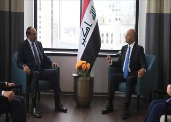 مباحثات عراقية كويتية لتعزيز العلاقات وتنسيق المواقف