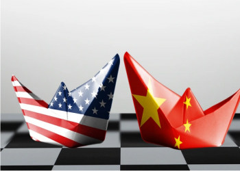 حرب باردة صينية أميركية لا يمكن تجنبها