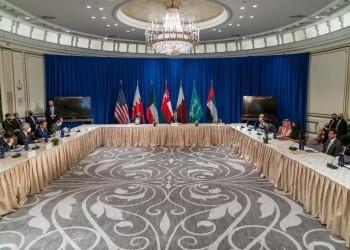 بلينكن يجتمع بوزراء خارجية الخليج في نيويورك: ناقشنا ملفات إيران واليمن وأفغانستان (صور)