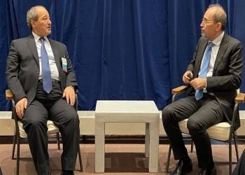 وزير خارجية الأردن يلتقي نظيره بالنظام السوري في نيويورك