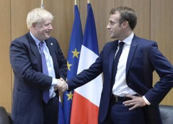 """""""أزمة الغواصات"""".. جونسون يهاتف ماكرون ويؤكد رغبة بريطانيا في علاقات قوية مع فرنسا"""