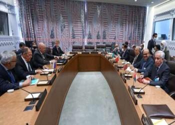 لافروف يبحث مع الزياني المبادرة الروسية لضمان أمن الخليج