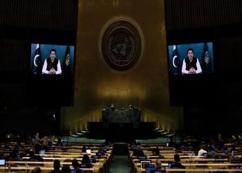 أمام الأمم المتحدة.. عمران خان يتهم مودي بالسعي للقضاء على مسلمي الهند ونشر الإرهاب