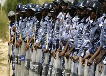 مصر تدرب 103 شرطيين سودانيين في مجالات الحراسات والتأمين